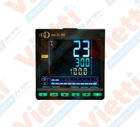 Regolatore di temperatura PID 96X96